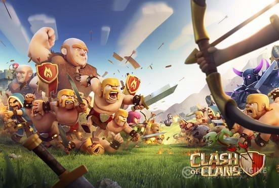 Обзор игры Clash of Clans
